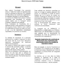 thumbnail of 2007_L'estimation de l'incertitude de mesure par la méthode de Monte-Carlo comme outil d'optimisation d'un processus d'essai
