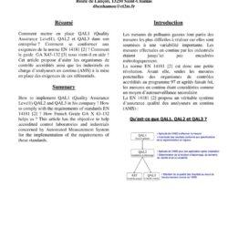 thumbnail of 2009_Evolution de  la législation concernant la mesure de la pollution atmosphérique avec des systèmes automatiques – aspects métrologiques de QAL1, QAL2 et QAL3