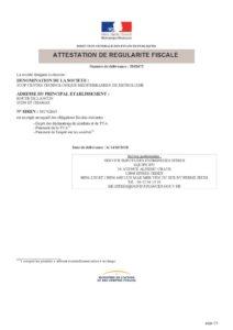 thumbnail of IMPOTS – Attestation régularité fiscale 15-03-18