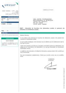 Sarl Centre Technologique Mediterraneen De Metrologie Centre Des