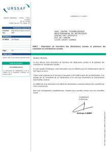 thumbnail of attestation de vigilance URSSAF