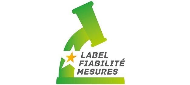 Obtention du Label Fiabilité Mesures niveau 1 par deux nouvelles entités
